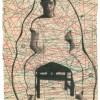 Untitled | Pencil on Cardboard | 28x23 cm | 2008