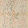 Untitled from Burders Series, 2016, Pencil on Burda Pattern Paper, 57x86 cm